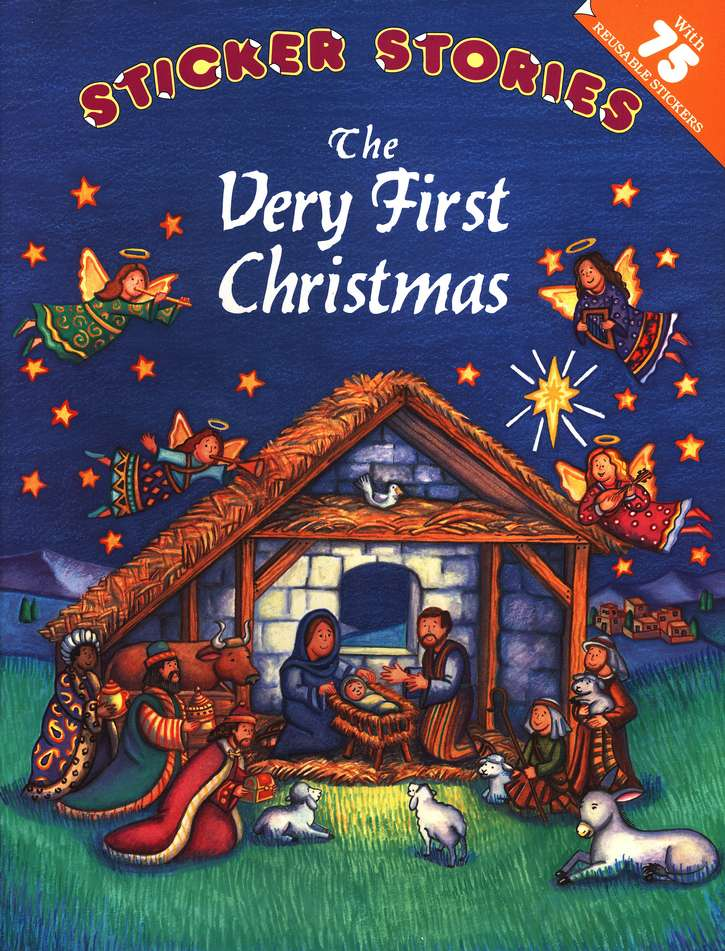 The Very First Christmas Books for Kids