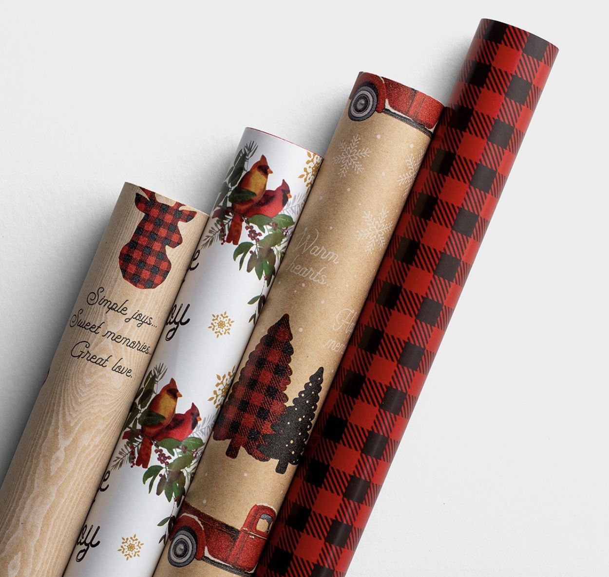 Christmas Wrapping Paper Tradition for Families