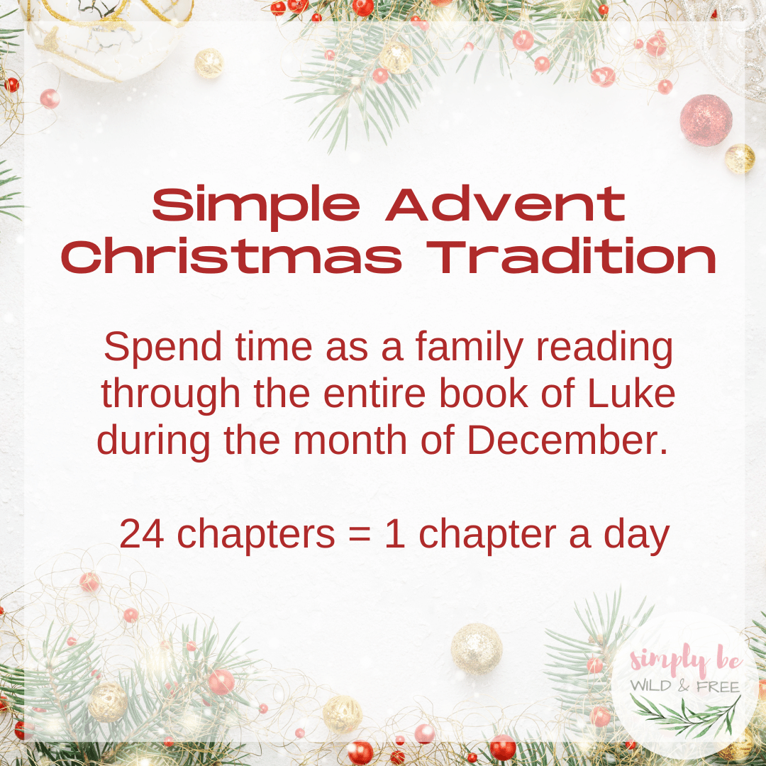 Simple Advent Christmas Activities for Families (2)