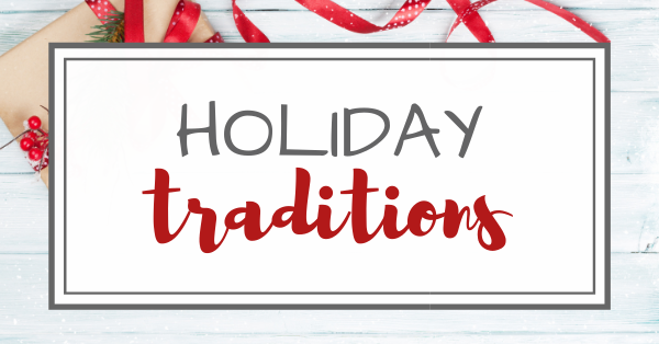 Simple Holiday Traditions