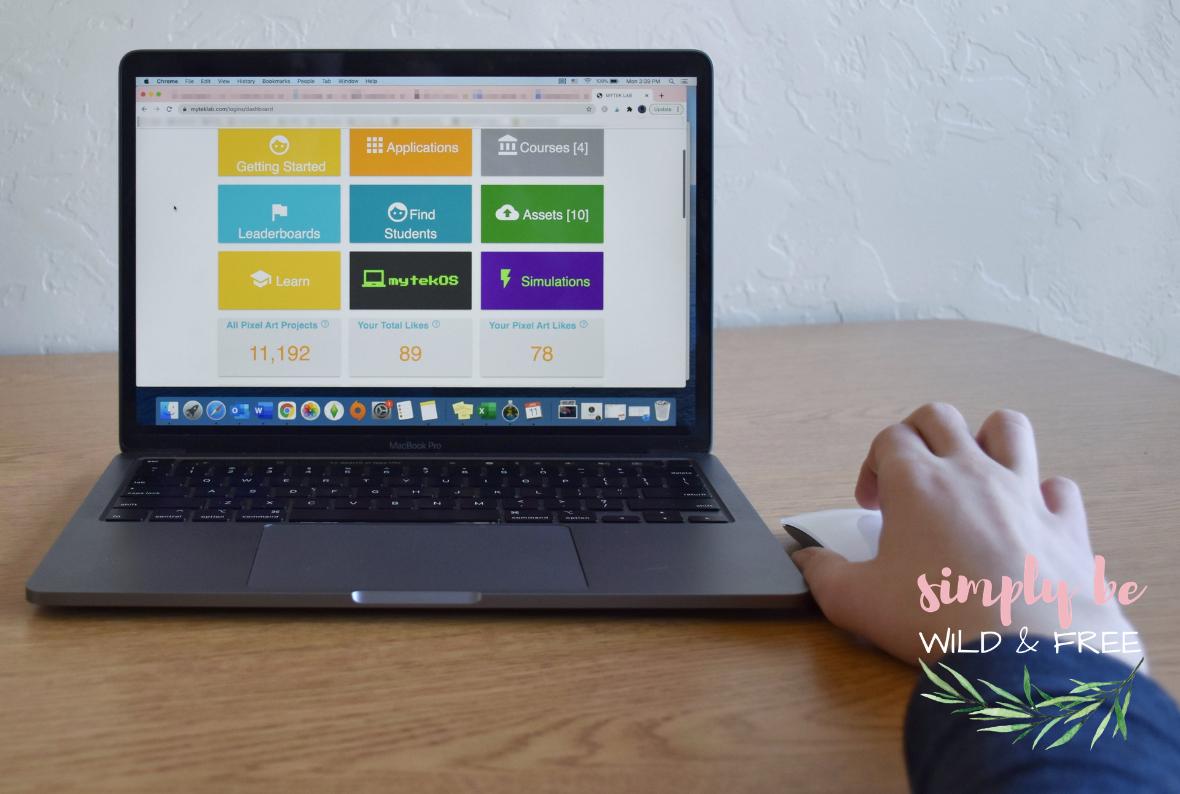 Online Technology Classes for Kids