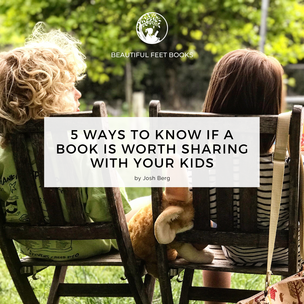 5 Ways To Know If A Book Is Worth Sharing With Your Kids FB_IG