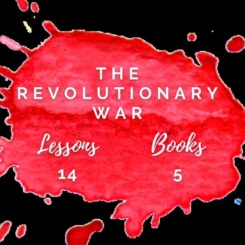 Revolutionary War History Unit for Kids1a