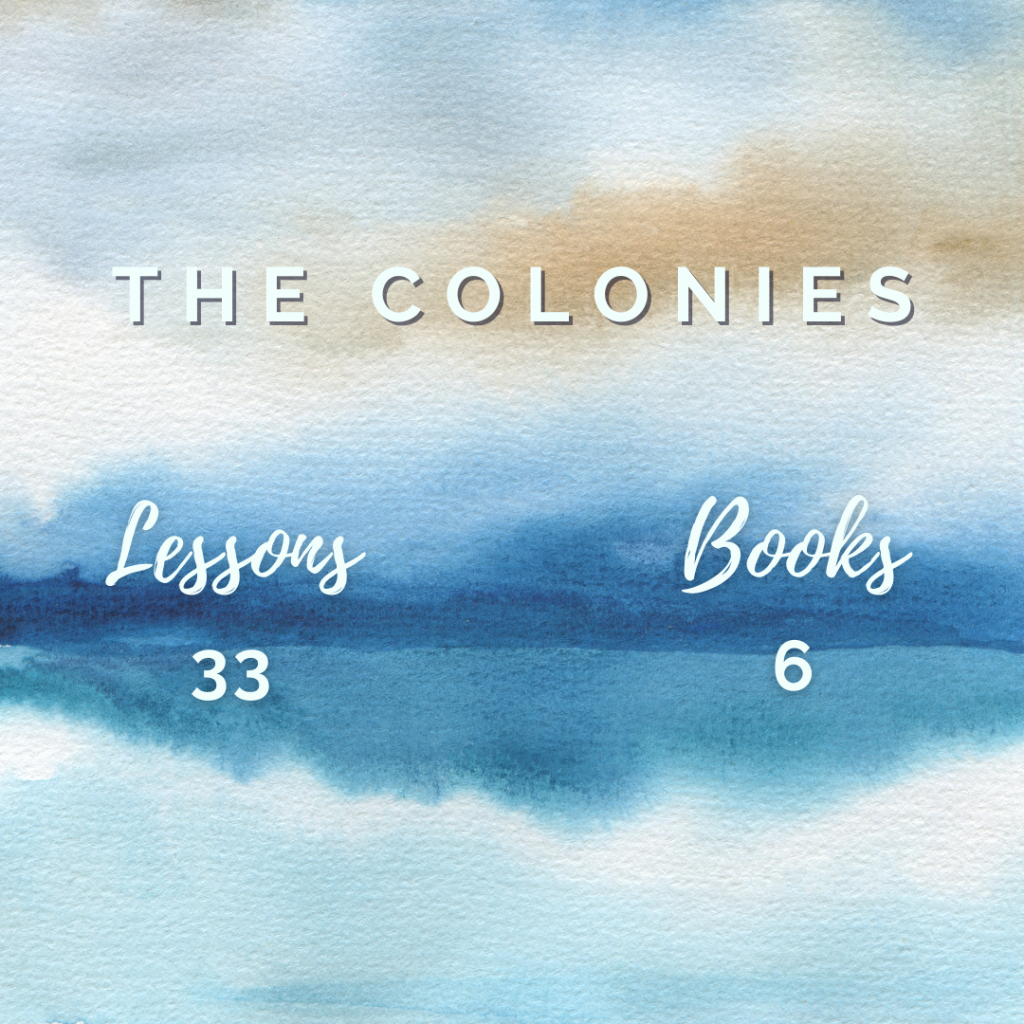 Teaching Early American History to Kids - The Colonies Unit Study